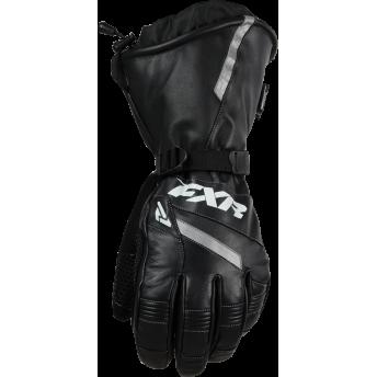 Перчатки мужские кожаные FXR Leather Gauntlet
