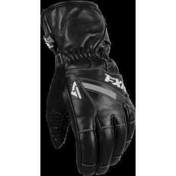 Перчатки мужские кожаные FXR Leather Short Cuff