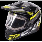 Шлем с подогревом стекла FXR FX-1 Team
