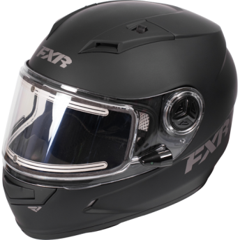 Шлем детский с подогревом стекла FXR Nitro Primer