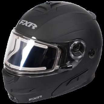Шлем с подогревом стекла FXR Fuel Modular Primer